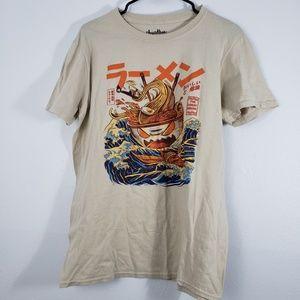 Threadless Great Ramen Graphic Crew Neck T-shirt
